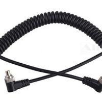 EINGCA Camera Flash Light Speedlite PC Sync Cable for Yongnuo YN-565EX II RF-603
