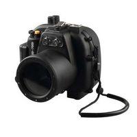 Waterproof Underwater Housing Camera Housing Case for Canon 650D 700D 18-55mm Rebel T4i T5i Lens Meikon
