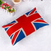 CARPRIE AUTO flag decorative throw car Seat Supports Pillow Cushion covers case Toss