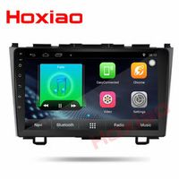 HoXiao Android 7.1 For Honda CRV CR-V 2006-2011 WiFi GPS Navigation Stereo Video SD