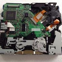 opuradio DVS-3022 DVS-3050 DVS-3050V single DVD drive loader deck mechanism laufwerk