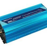 BELTTT 2000W 12V DC 220V AC Pure Sine Wave Inverter for Wiind Solar Power System