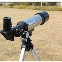 Outdoor Refractive Astronomical Telescope with Portable Tripod HD Monocular