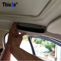 Thie2e Car Glass Glasses Box Case For Land Rover Discoverer 3/4 Freelander 2