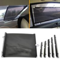 CITALL 68 x125cm Car side Retractable Windshield Window Sunshield Visor Sun Shade