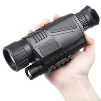 5 x 40 Infrared Digital Night Vision Telescope High Magnification with Video Output