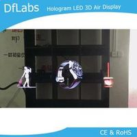 DfLabs 3D Hologram Advertising Display LED Fan Holographic Imaging