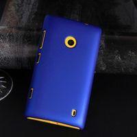 Frosted Matte Plastic Hard 4.0For Nokia Lumia 520 Case For Nokia Lumia 520 n525