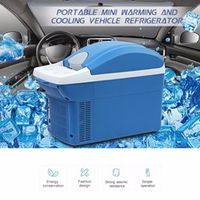 Ownice Car Refrigerator 8L Portable Freezer Dual Use Electrical Cooling Heating Box