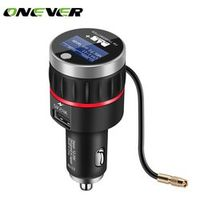 Oever Universal Car DAB Plus Radio Receiver Tuner with FM Transmitter Converter Plug-and-Play Adaptor With A USB Part For iPhone