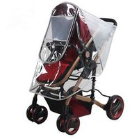 Wholesale Universal Waterproof Rain Cover Wind Dust Shield For  Baby Strollers Pushchairs