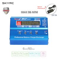 100% SKYRC IMAX B6 MINI Balance RC Charger/Discharger For Helicopter for NIMH/NICD