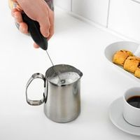 OUTAD Creative drinks milk frother foamer whisk mixer
