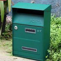 home decoration outdoor mailbox for decoration garden