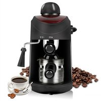 DHL FedEx EMS Free shipping Household Coffee machine Steam type Italian style Automatic coffee machine