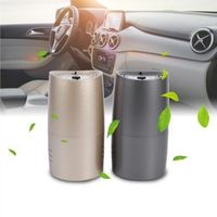 VGEBY Car-Styling Mini USB Home Cleaner Filter Ionizer Freshener Ionic Car
