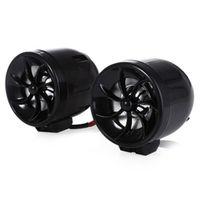 AOVEISE MT483 MP3 Speaker Motorbike Music Player Flash Audio Sound AUX Socket Motor