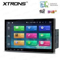 XTRONS 2 Din 10.1'' HD Digital Android 6.0 Octa Core Universal Car Radio DVD Player Head Unit GPS Navigation OBD TPMS DAB+ WIFI