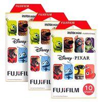 Fujifilm Instax Mini Pixar Instant 30 Film For Fuji 7s 8 25 50s 70 90 Share SP-1 2