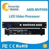 Amoonsky Aliexpress MVP508 like KS600 Display Video Processor 2304*1152 Pixels