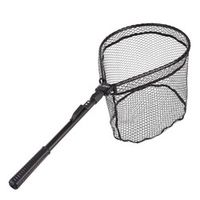 Strong-Toyers Collapsible Aluminum Alloy Foldable Nylon Mesh Fish Catching Landing