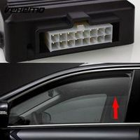 Vehemo Car Power Window Roll up Closer for Universal Auto Superminiature Mainframe