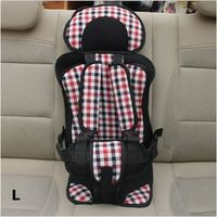 YANG MEI LING Adjustable Car Seat For 6 Months-5 Years Old Safe Toddler Booster Child