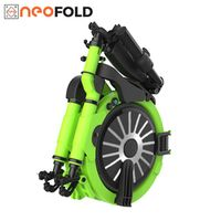 Foldable Bike Portable Mobility folding electric Scooter lithium battery Powerful