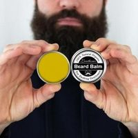 popfeel 25g Natural Men Wax Balm Organic Conditioner Leave in Styling Moisturizing