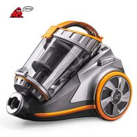 PUPPYOO Home Canister Vacuum Cleaner Large Suction Capacity Powerful Aspirator Multifunctional Cleaning Appliances WP9005B
