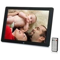 liedao 12 Inch High Definition LED Backlight Photo Frame Electronic Album Mp3 Video