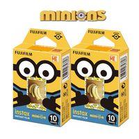 Fujifilm Instax Mini 8 Minion DMF Yellow Banana 20 sheets For Fuji Instant 9 25 70 90