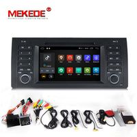 MEKEDE 1024*600 Quad core Android 7.1 Car PC player for 5 Series X5 E39 E53 M5 2G RAM