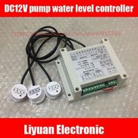 ZHIPU DC12V pump water replace float controller / tank