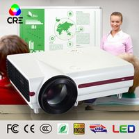 cre X1500 made in China home theatre projektor ce rohs fcc sgs approved projector