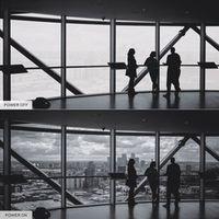 SUNICE 1x3m 40inx 10ft white/black color Privacy Building /Automobile window tint