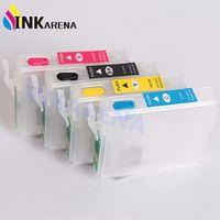 INKARENA T1281 Refillable Ink Cartridge For Epson S22 SX125 SX130 SX235W SX420W