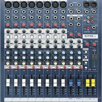 ADEVONPRO High Quality EPM8 Live Sound DJ karaoke music Professional Mixer Console