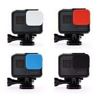 Soft Silicone Protective Lens Cap Cover Case For Gopro Hero 5 Black Camera