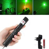 JLXC Laser sight High Power hunting Green Dot tactical 532 nm 5mW 303 laser pointer