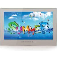 YAWATER Free Shipping 19 inch WiFi HDMI HD Smart Waterproof Android Mirror TV