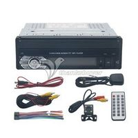 "TZT Car Radio Mp5 Mp3 Player 7"" 1 Din Touchscreen GPS Navigation Bluetooth USB Camera"