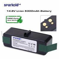 SPARKOLE Version 5.3Ah 14.8V Li-ion Battery
