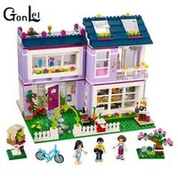 GonLeI 10541 Compatible with Friends House 41095