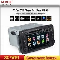 "MEKEDE HD 7"" Touch Screen Car DVD Player for Benz W203 W208 W209 W210 GPS Navigation"