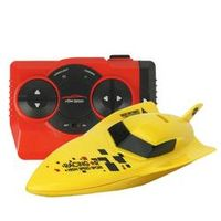 Peradix Racing Boat 2.4G 4CH High Speed Radio Remote Electric RC Racing Boat Speedboat Toy