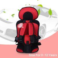 SENSHUKAI 0-12 Years Portable Baby Car Seat Safety Seats