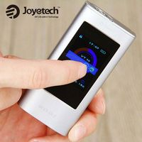 100% Original Joyetech Ocular C Mod 150W Box Mod Powred by Dual 18650 Batteries Bluetooth touchscreen Mod Ocular C 150W