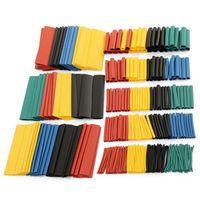 TMOEC 656Pcs 8 Sizes Multi Color Polyolefin 2:1