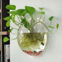 faroot 2018 Hanging Flower Pot Glass Ball Vase Terrarium